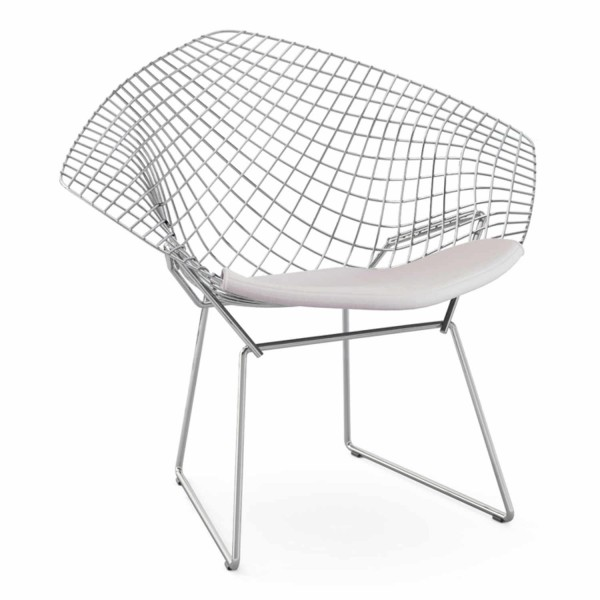 Knoll International Bertoia Diamond Chair Sessel 23_QS-421LC