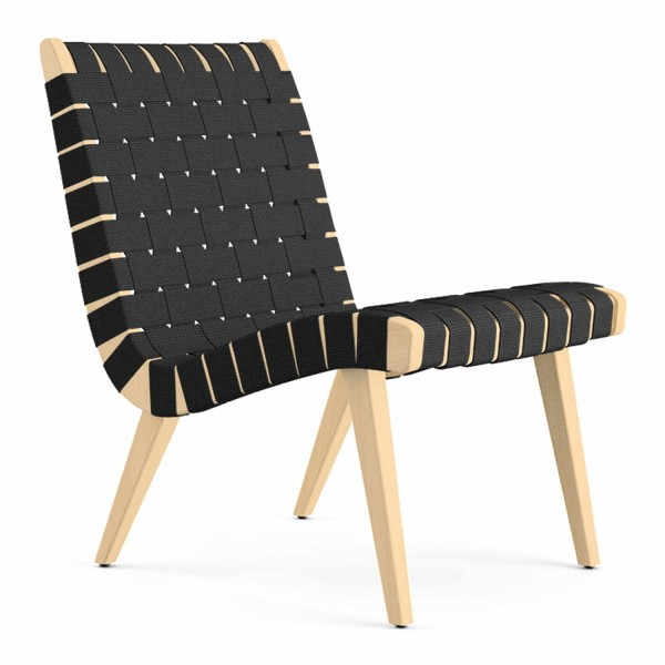 Knoll International Risom Lounge Chair Sessel 23_QS-654LC
