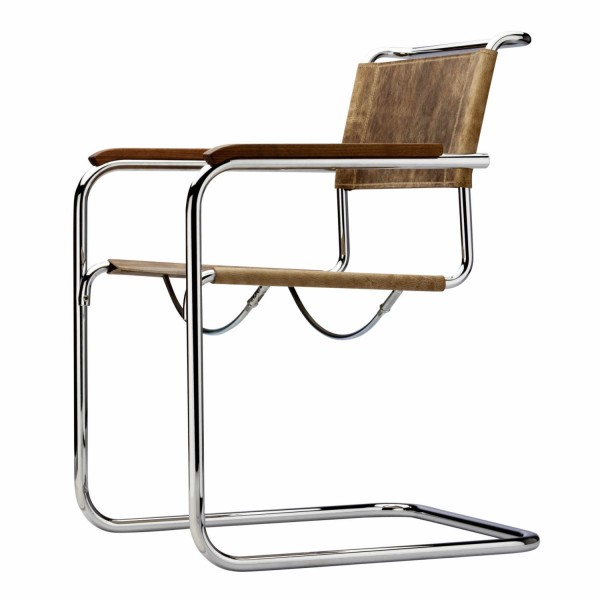 Thonet S 34 Pure Materials Freischwinger 34_S34PM