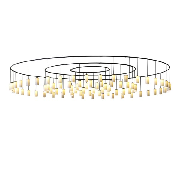 Santa and Cole Cirio Circular S/M/L LED Pendelleuchte 350_CIR-S-M-L