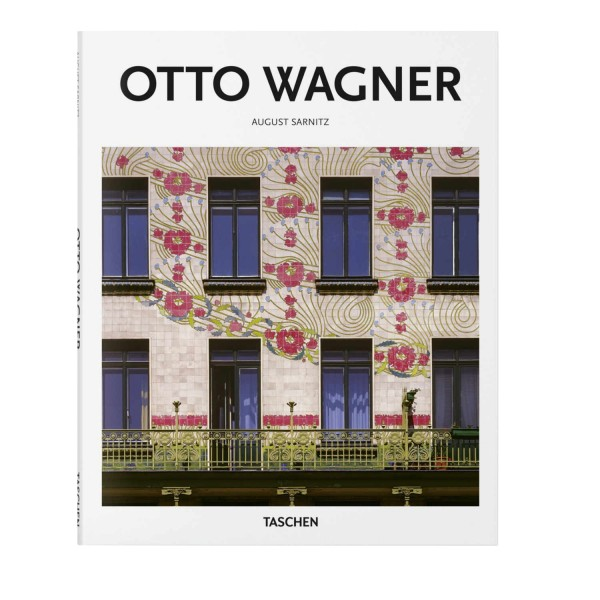 TASCHEN Verlag Otto Wagner Designbuch 369_8222866