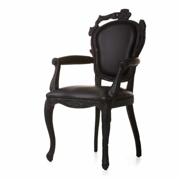 Moooi Smoke Dining Armchair Stuhl 370_MOSMKDAB