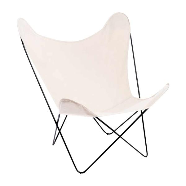 Manufaktur Plus Hardoy Butterfly Chair Baumwolle Sessel 371_HBC_COTTON