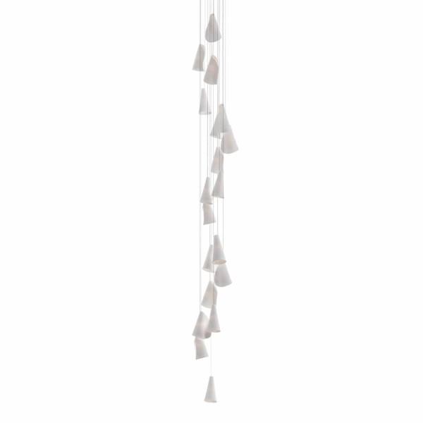 Bocci 21 Cluster LED Pendelleuchte 373_21-CLUSTER