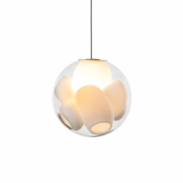 Bocci 38.1V Single Pendant Shallow LED Hängeleuchte 373_38-1-V