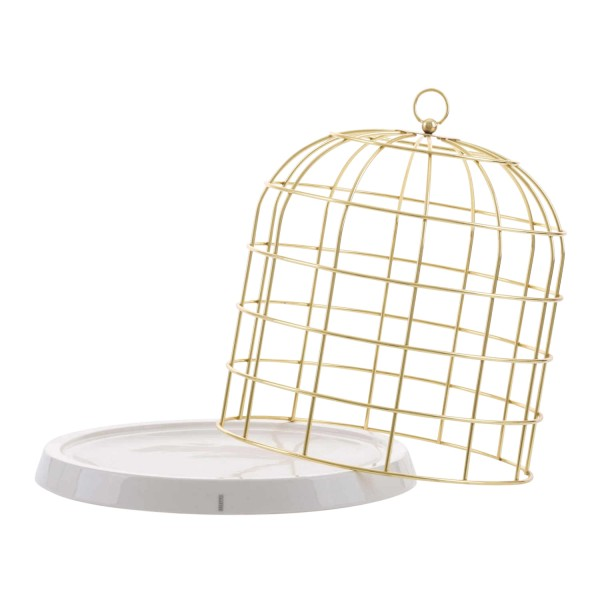 SELETTI Twitable Birdcage Vogelkäfig 379_07840