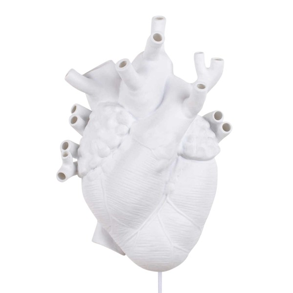 SELETTI Heart Lamp LED Wandleuchte 379_09925