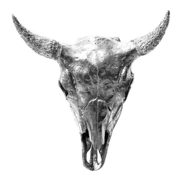 DIESEL LIVING with SELETTI Bison Skull Im Horny Wunderkammer Skulptur 381_10899