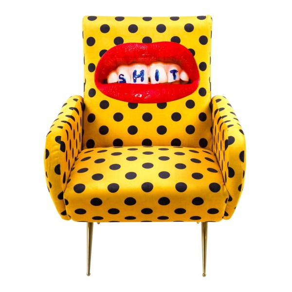 SELETTI Armchair Toiletpaper Sessel 379_1608X
