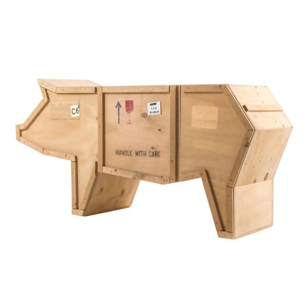 SELETTI Sending Pig Animals Sideboard 379_16366