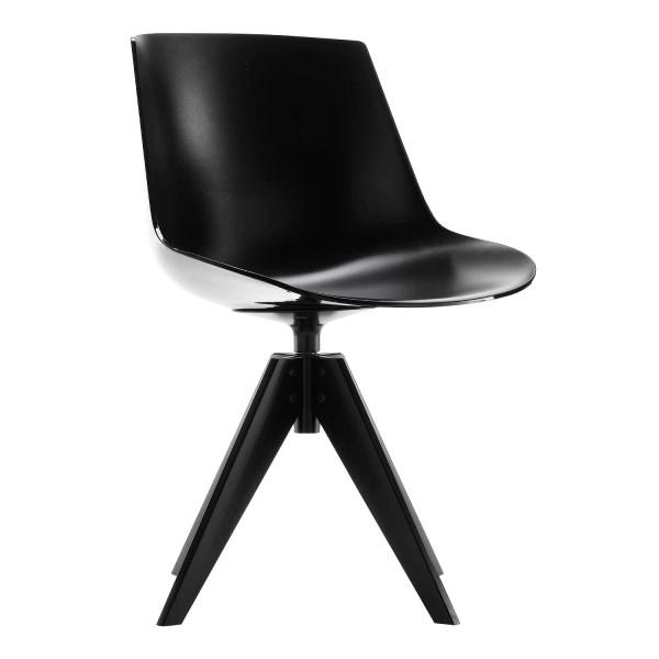 MDF Italia Flow Chair 4 Füsse VN Stahl Stuhl 37_F052100-3