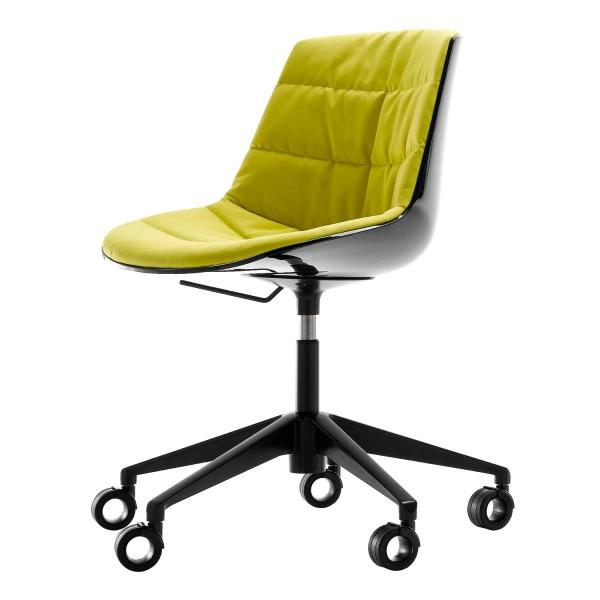 MDF Italia Flow Chair 5 Sternfüsse Rollen Bürodrehstuhl 37_F052100-6