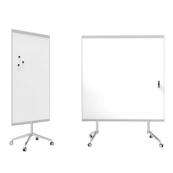 Lintex M3 doppelseitiges mobiles Whiteboard Schreibtafel 385_124XX