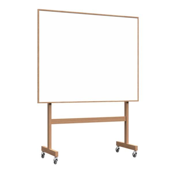 Lintex Wood mobile Whiteboard Schreibtafel 385_810XX