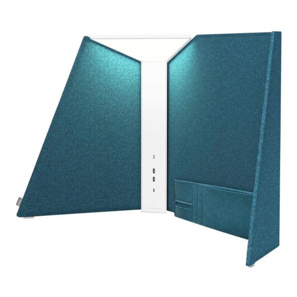 Pablo Design Corner Office 30 Akustik Panel-Tischleuchte 388_CORNER-OFFICE-30