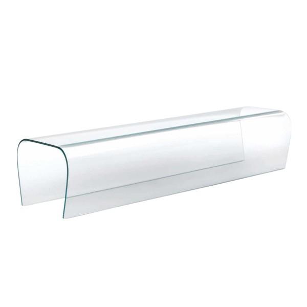 Glas Italia Bent Glass Bench Bank 42_BEB01