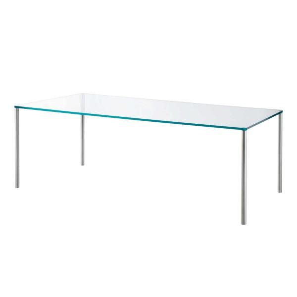 Glas Italia Steel Tisch 42_STE0X