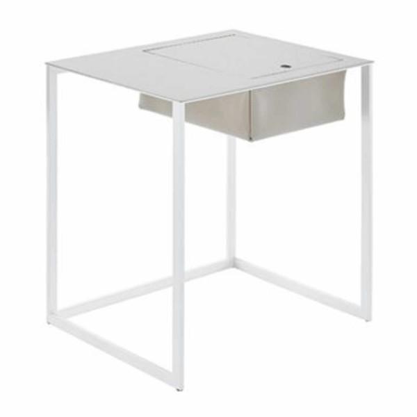 Zanotta Taschino 643 White Nachttisch 56_643-W