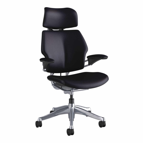 Humanscale Freedom Headrest Bürodrehstuhl 73_F21-ARM