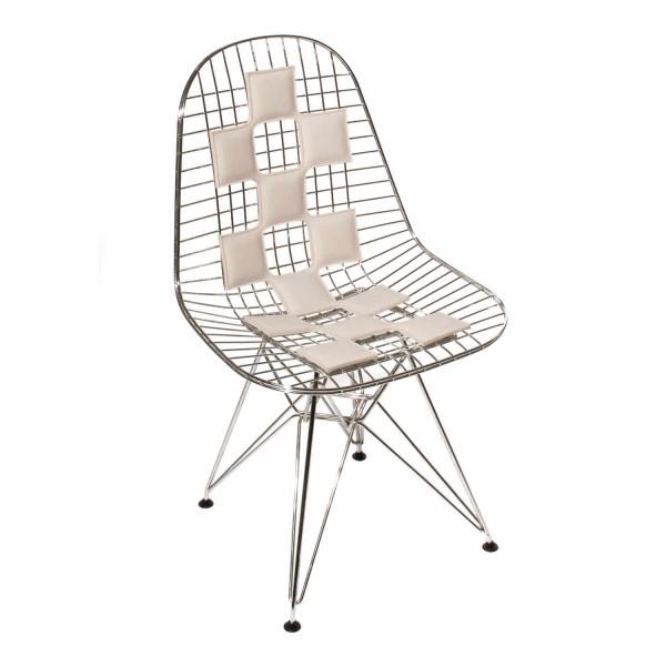 Parkhaus Eames Wire Chair Filz Sitzkissen 88_SFC-2001