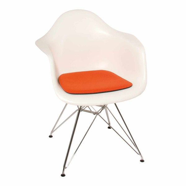 Parkhaus Eames Arm Chair Filz Sitzkissen 88_SFC-2015