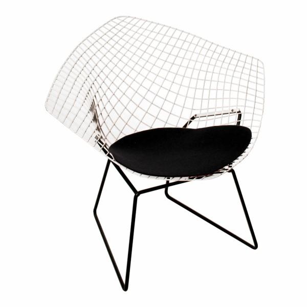 Parkhaus Diamond Chair Filz Sitzkissen 88_SFC-2049