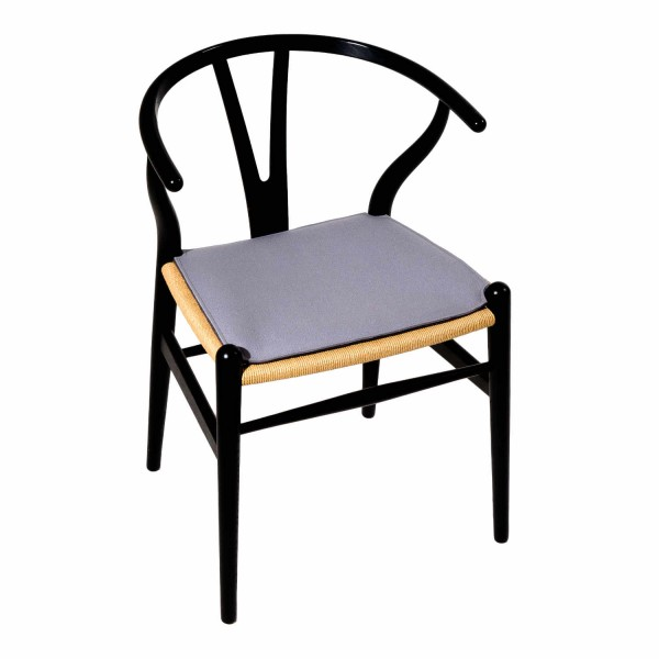 Parkhaus Wishbone Chair Filz Sitzkissen 88_SFC-2058