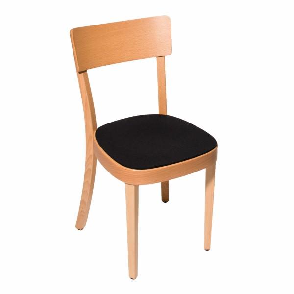 Parkhaus Classic Chair Leder/Filz Sitzkissen 88_SFC-3060