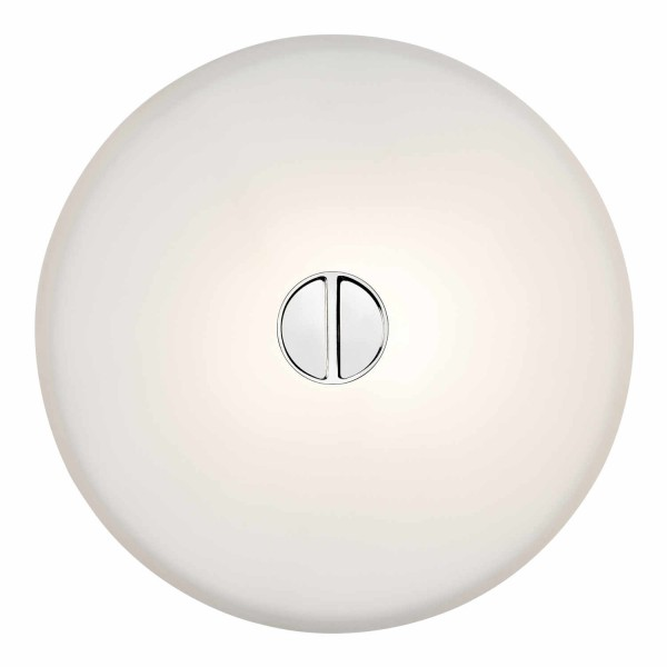 Flos Mini Button LED Wand-/Deckenleuchte 89_F1491000