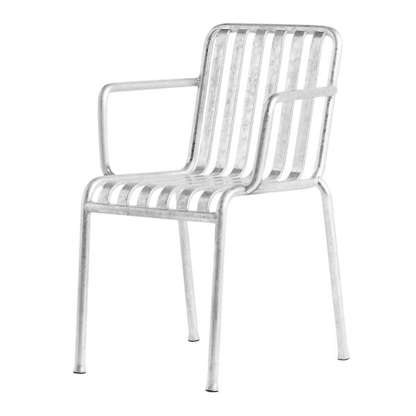 Hay Palissade Armchair Hot Galvanised Stuhl 95_P-HG-AC