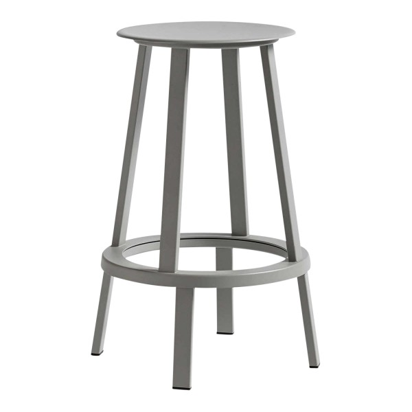 Hay Revolver Bar Stool Low Barhocker 95_RBS-L